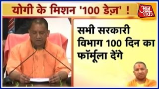 Yogi Sarkar's '100 Days' Plan Is Ready Before Cabinet Meeting