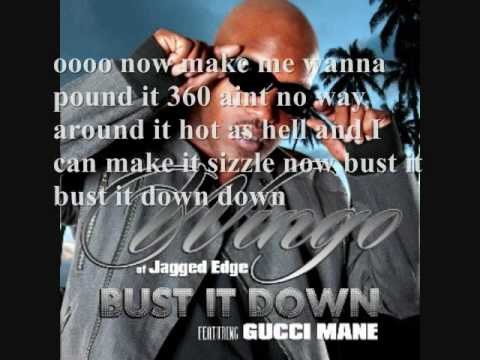 Bust it down gucci lyrics