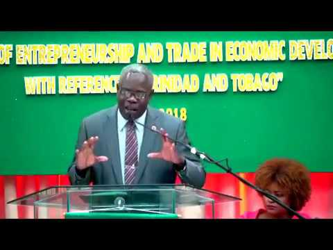Special Remarks by Dr. Kern Tobias, President, Caribbean Union Conference of SDA