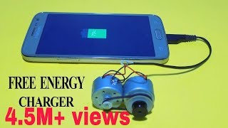 Free Energy MobilePhone Charger thumbnail