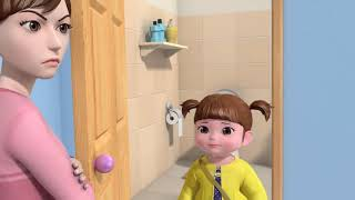 Мультики   КОНСУНИ   Больной животик   Серия 4   Развивающие мультфильмы для детей