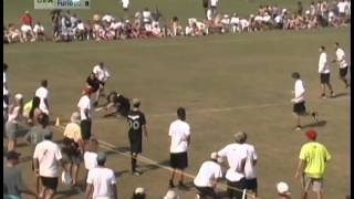 2000 UPA Open Championship Finals: Condors versus Furious George - Ultimate Frisbee