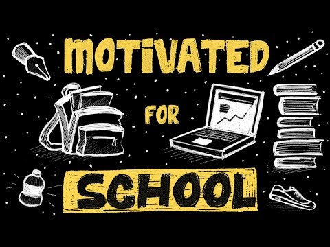 How to Stay Motivated for School