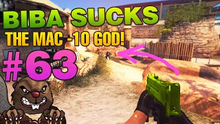 biBa sucks #63 - THE MAC-10 GOD!