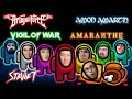 Funniest Among Us with DragonForce Amon Amarth, Amaranthe, Stevie T, Vigil of War