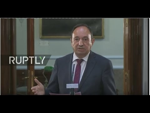 LIVE: Spanish Senate holds press conference following Article 155 meeting