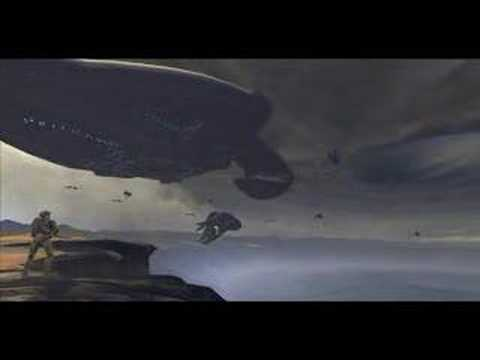 Halo 3 trailer featuring