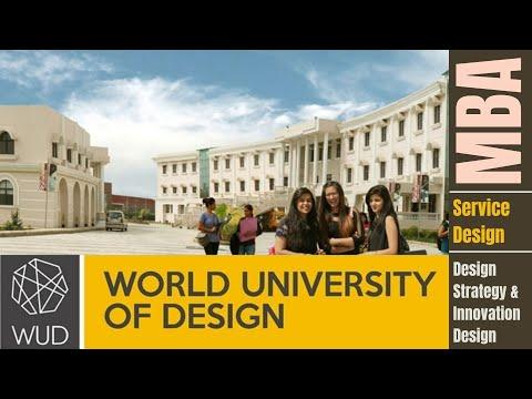 World University of Design   ForeignAdmits