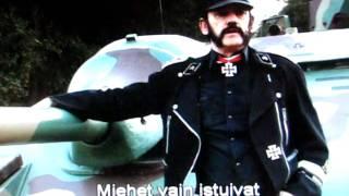 Lemmy about Nazis (Finnish subtitles)