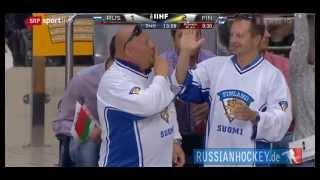 Сборная Россия на ЧМ 2014 █ Лучшие моменты (финал) █ Финляндия 5:2