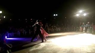 Alexandra Wood and Guillermo Torrens Tango Holiday Sitia, Crete