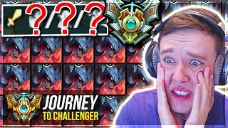 SO I PICKED NEW AATROX REWORK IN MASTERS ELO............ - Journey To Challenger   League of Legends