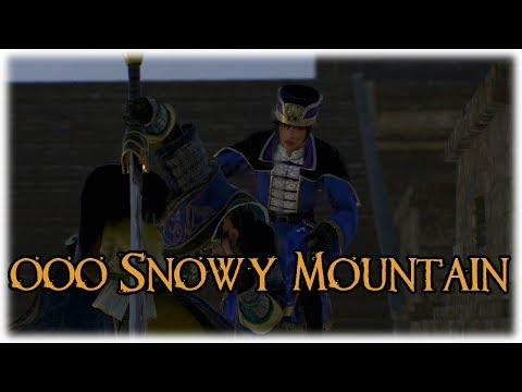 Dynasty Warriors 9 | Cao Xiu Ep.22 | Cool Snowy Mountain [PS4 Gameplay/Commentary]