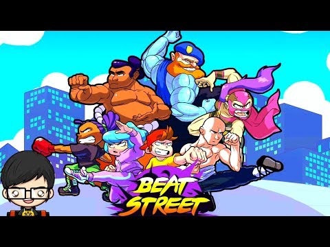 Beat Street Gameplay Full HD (Android /IOS) by Lucky Kat Studios