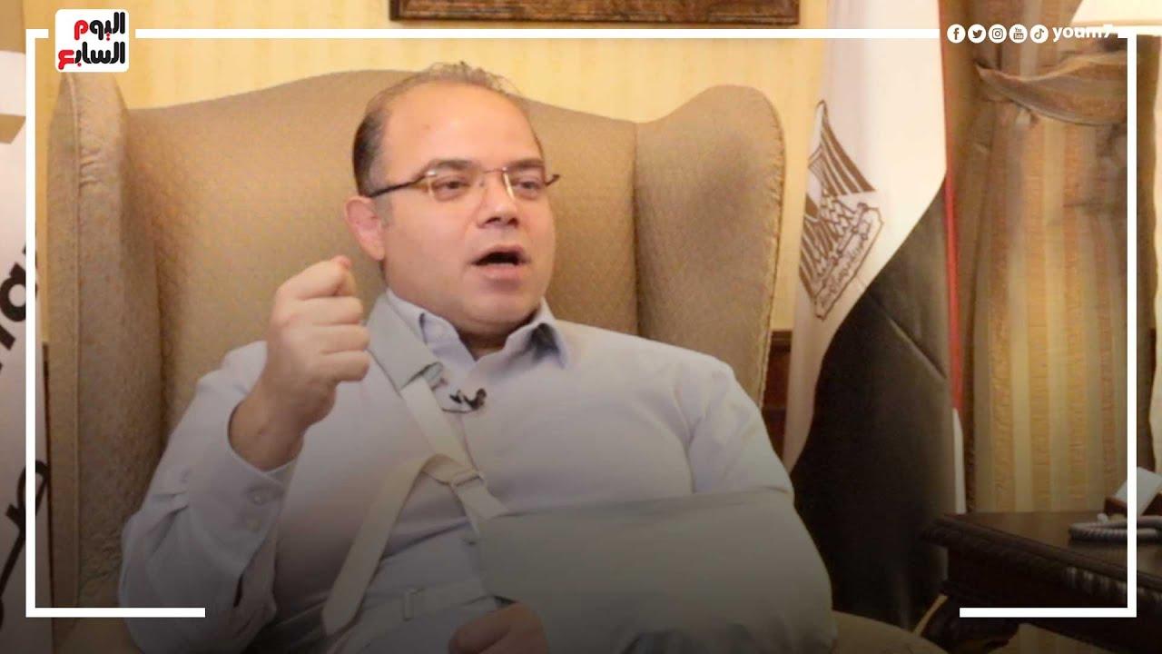 معاك سهم تبقى شريك..رئيس البورصة يكشف أزي تكون شريك أغنى رجال أعمال مصر  - 17:55-2021 / 6 / 16