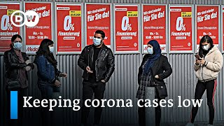 Germany debates coronavirus containment measures | DW News