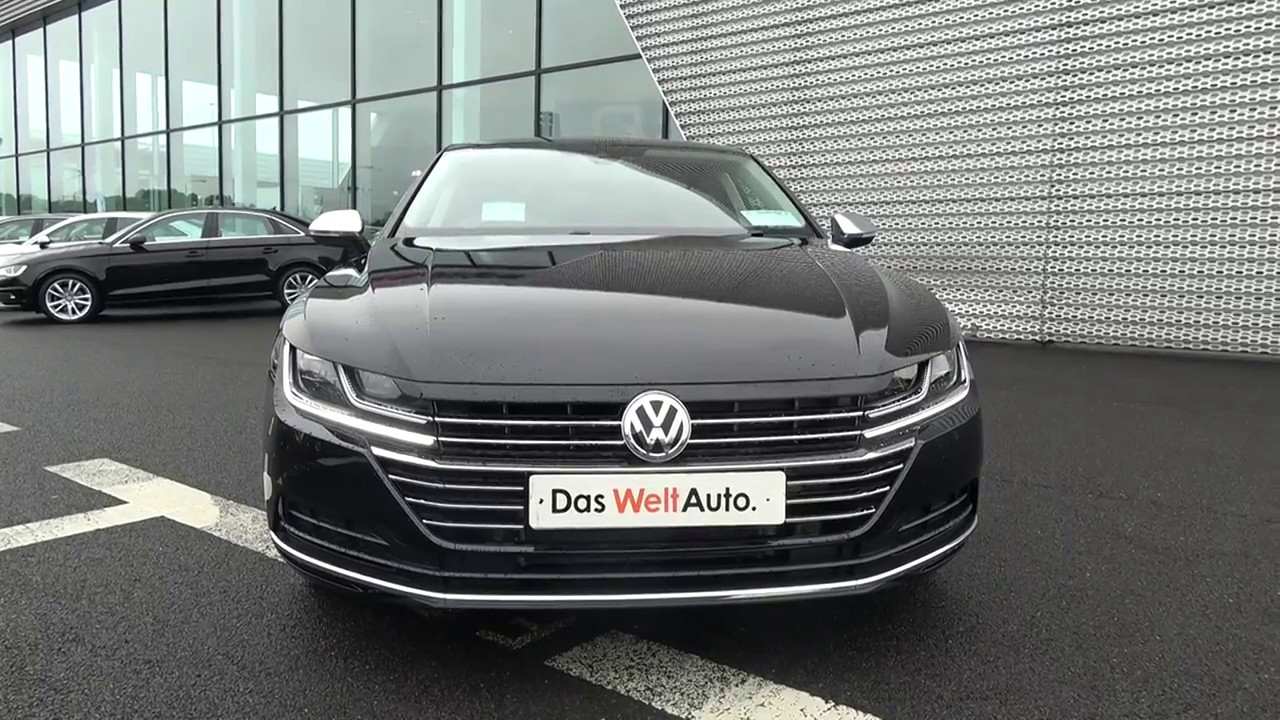 cmg vw sligo 2017 vw arteon 2 0tdi elegance 150bhp dsg. Black Bedroom Furniture Sets. Home Design Ideas