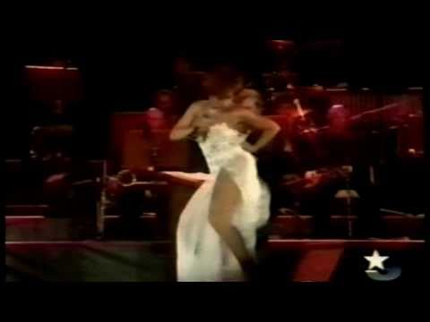 Shirley Bassey - Kiss Me Honey Honey / Big Spender  (1995 Live In Istanbul)