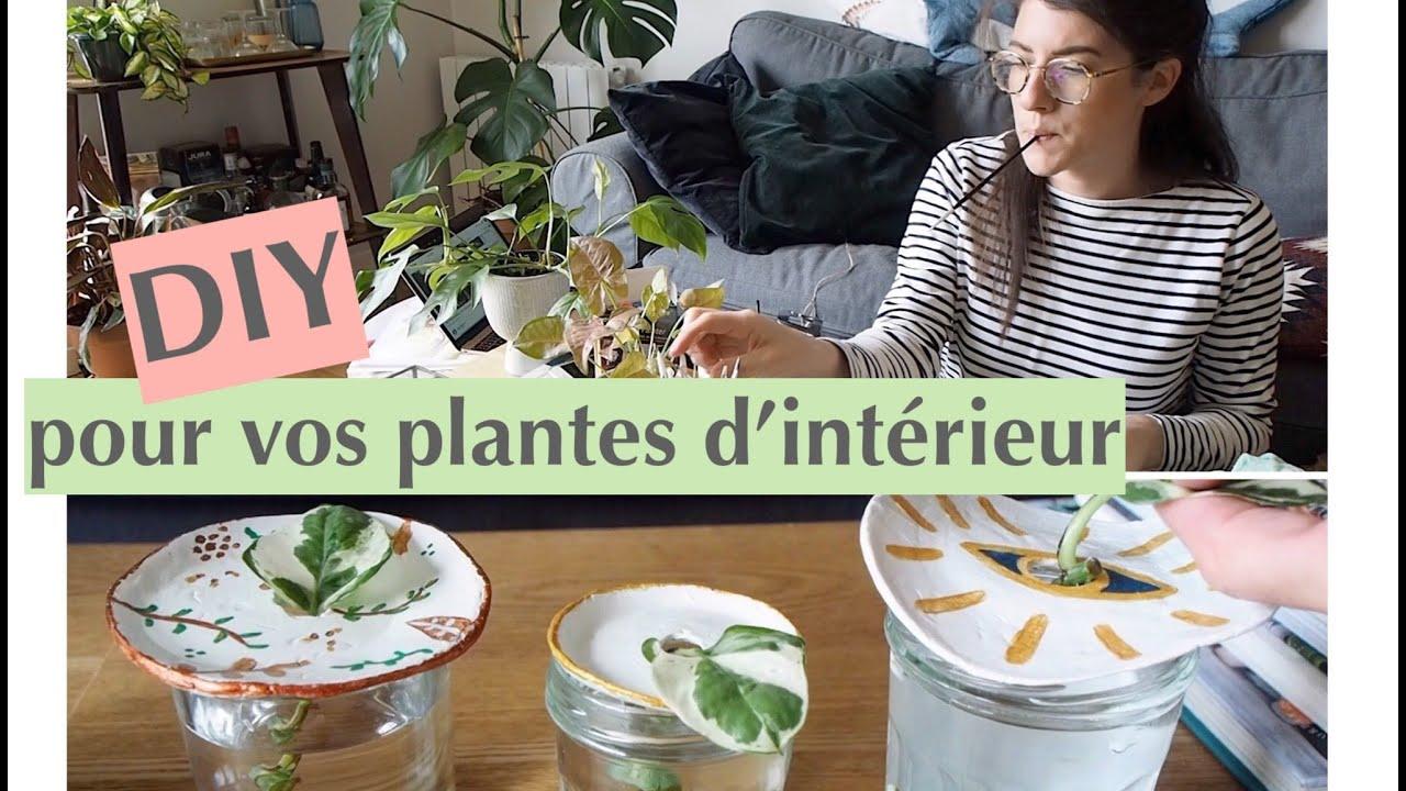 Suspension Pour Plantes D Intérieur diy pour vos plantes d'intérieur (bobèches, suspensions)