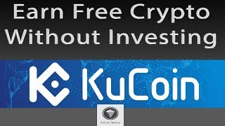 Earn Free Crypto with KuCoin || Get paid for just keeping KCS (Kucoin Shares)