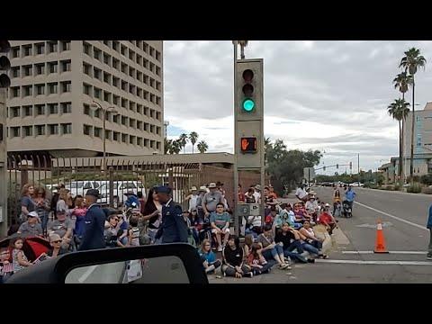 VETRANS Parade AMERICAN LEGION POST 7