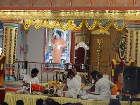 One with Sai : A musical offering to Bhagawan by Padma Shri Mandolin U. Srinivas