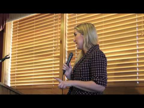Quinn Nystrom - Diabetes Support Group Speech