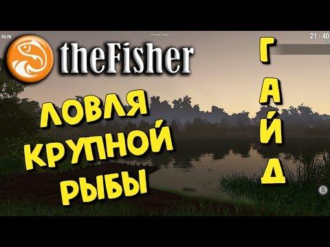 The Fisher Online - МЕТОД ЛОВЛИ КРУПНОЙ РЫБЫ