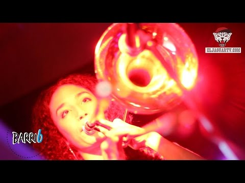 THE BEST LATIN LIVE MUSIC BAND IN LONDON [BARRIO 6] PROMO VIDEO by @eljaguartv