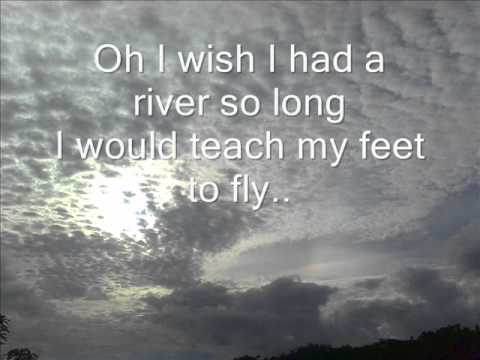 Sarah Mclachlan- River with lyrics.wmv