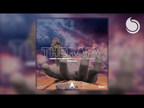 Armin van Buuren Ft. James Newman - Therapy (Leo Reyes Remix)