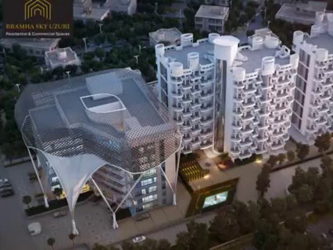 Bramha Sky Uzuri - Residential And Commercial Project At Pimpri Pune
