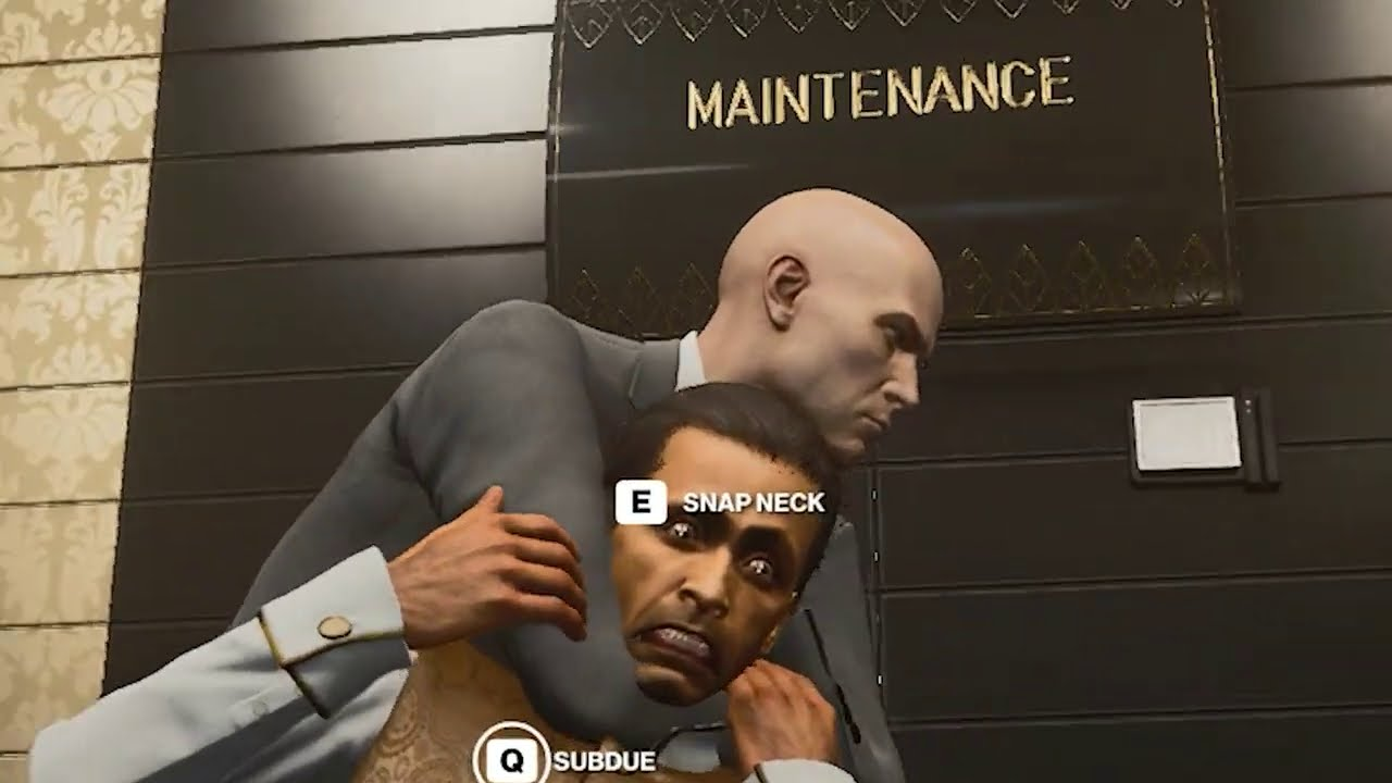 Psyopath Plays Hitman 3 - Kill Everyone Challenge - YouTube