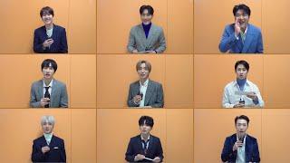 Download SUPER JUNIOR 한마디 인터뷰 @'우리에게 (The Melody)' MV 촬영장
