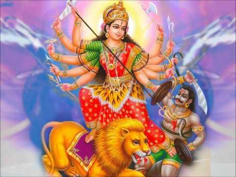 Jaya Jaya Hai Mahishasura Mardini