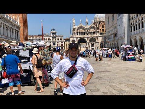 ТУР ПО ЕВРОПЕ (часть 2) Флоренция, Рим, Венеция, Будапешт