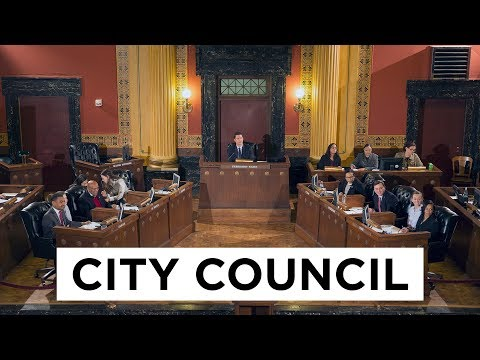 Columbus City Council Meeting, December 4, 2017