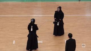 64th All Japan Kendo Championships — QF 2