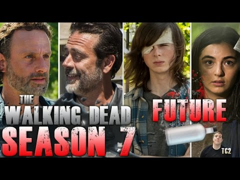 The Walking Dead Season 7 Episode 7 – The Future of The Walking Dead TV Series