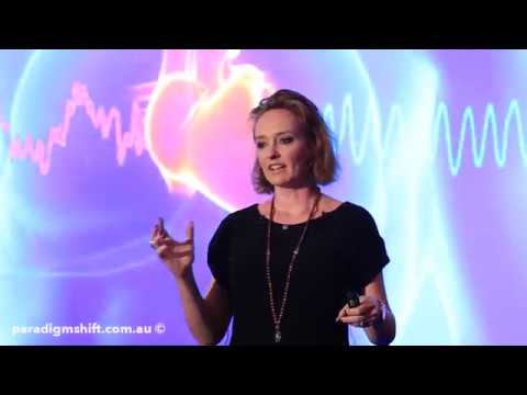 Ricci Jane Adams – the science of intuition - discovering your intuitive intelligence.