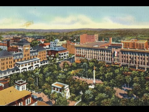 Jacksonville History - Our Amazing Hemming Park