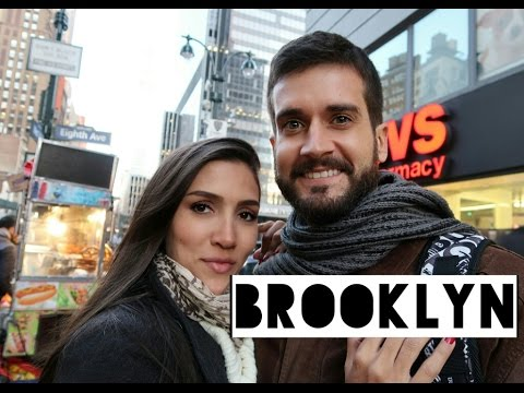 VEDA #8 VLOG 2 NOVA YORK | CENTRAL PARK, BROOKLYN BRIDGE...