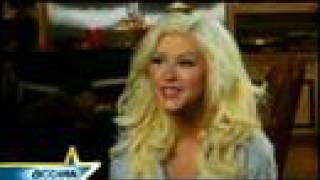 Christina Aguilera - Access Hollywood Entrevista!