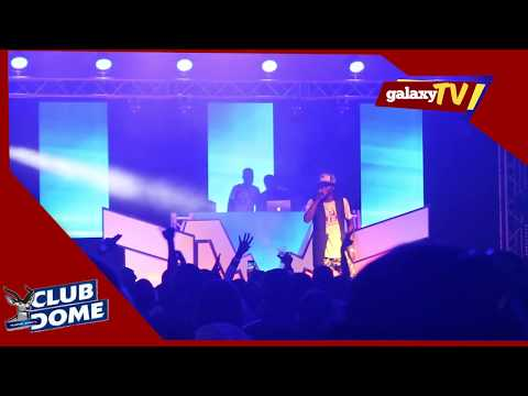Bebe Cool's son Allan killed it at the #ClubDome 2017