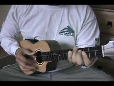 Ukulele Lesson - Reggae Strumming