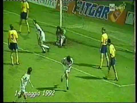 COPPA ITALIA 1991 92 FINALE RIT  PARMA...