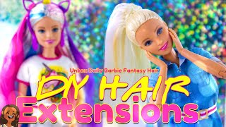 DIY - How to Make: EASY Doll H…