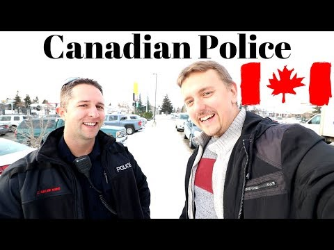 Interviewing Canadian Police   Calgary Police Service