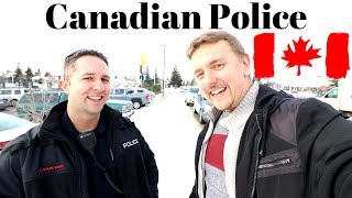 Interviewing Canadian Police | Calgary Police Service