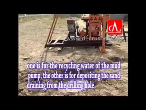 Video Guidance for Drilling Rig--Zhongyu